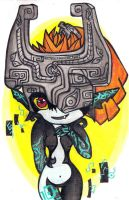 Devious Midna by Foxtail-89