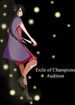 Exile of Champions OCT Aduition Cover by IgnisSorceress
