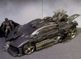 Batmobile 1 by madnormigan