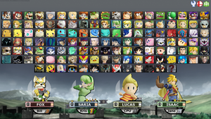Super Smash Bros. for PC OUTDATED by MachRiderZ