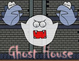 Ghost House by BatteryAcid2