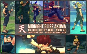Midnight Bliss Akuma lives by Augh