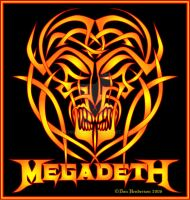 Megadeath Two by yankeedog
