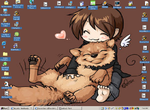 my desktop by channychanny28