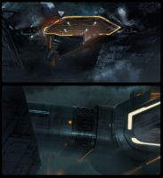 Tron Legacy Rectifier release by vyle-art