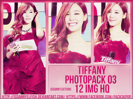 Tiffany (SNSD) - PHOTOPACK#03 by JeffvinyTwilight
