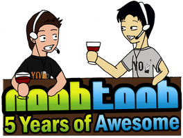 5 years of awesome by Forced-enjoyment
