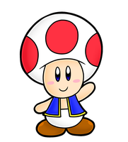 Ultra Style: Toad by Candy-Swirl