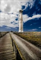 jandia lighthouse II by Torsten-Hufsky