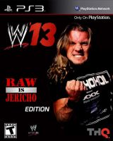 WWE 13 Raw is Jericho edition by IGMAN51