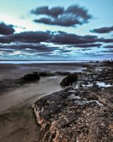 Palmachim Beach III by JBord