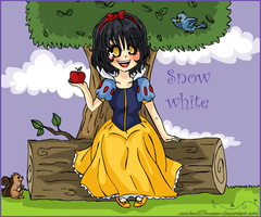 Twilight :: Snow White by sasukee23loveeer