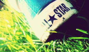 Forever Converse. by eaudechocolate