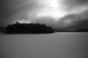 Winter Island by wormwood58