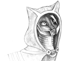 Tali is a cat too by Branchclaw