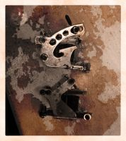 Tattoo machines by jerrrroen