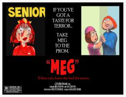Meg Movie Poster by Gulliver63