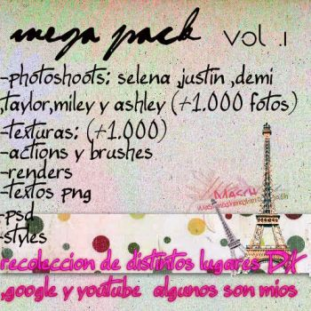 preview del mega pack by test-editions