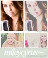 ActionsClyck.034 - MileyCyrus by muffim-clyck