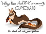 AskTLK Is Currently Open by Devinital-TLK