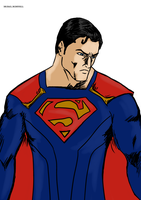 CW Superman by Michael-McDonnell