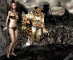 The land of the Orcs by carmag34