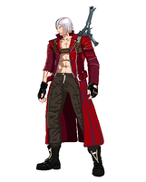 Dante Sprite Finished by ss2sonic