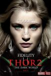 THOR 2: The Dark World Poster: Sigyn by Omnipotrent