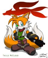 Tails McCloud by Toughset