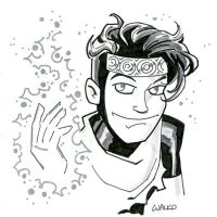 Wiccan by BillWalko