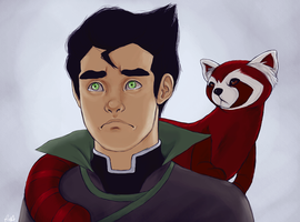 Sad Bolin :( by mrslong