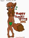 Happy Thanksgiving 2015 by MugenPlanetX