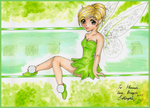 Tinkerbell by Neon-Heart
