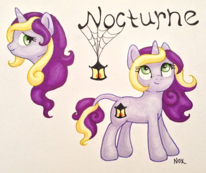 Nocturne Reference by NocturneGlow