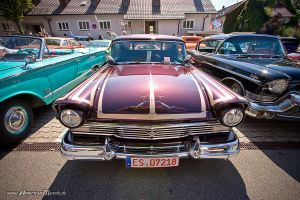 57 ford kustom by AmericanMuscle