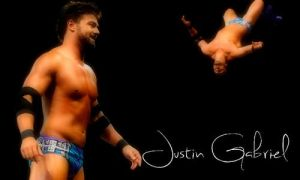 Justin Gabriel Banner by TheSoulOfTheSouless