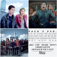 [PACK/PSDCOLORING] Percy Jackson by LeeTM