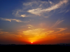 Sunset on The 27th of May -5- by IoannisCleary