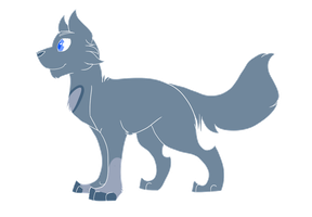 Bluestar [Darkest Hour Design] by Waterbender-Jay