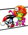 Baby Harley Quin and Ivy 2 by olivernome