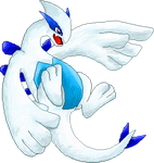 Lugia colour by Sulfura