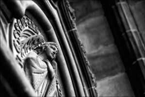 St. Giles' Cathedral, Exterior by tamaskatai