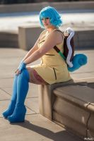 Squirtle Gijinka by St3phBot