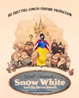 Snow White Poster by ProtectorKorii
