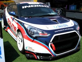 High Performance Veloster Race Car by toyonda