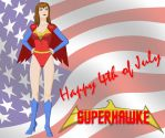Superhawke - 4th of July by Dangerman-1973
