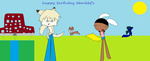 Happy Birthday Bbmbbf's by Pets-World-13