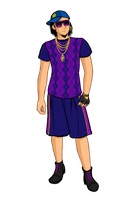 Modern Disney Fashion: Clopin by CaptBeans