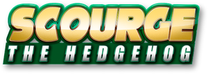 Scourge the Hedgehog - Logo by Hydro-King