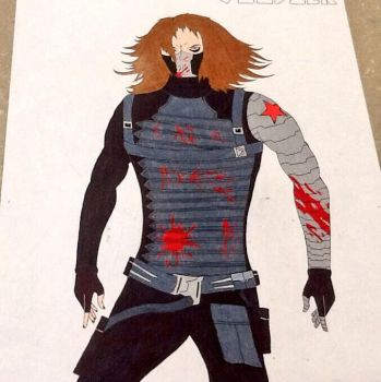 The Winter Soldier by FriendofaWolf